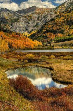 Fall on Red Mountain Pass, Colorado Landscape Photography Tips, Nature Photography, Digital Photography, Photography Ideas, Scenic Photography, Aerial Photography, Night Photography, Landscape Photos, Yellowstone National Park