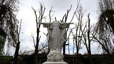 Tacloban, Philippines, after Taifun Haiyan