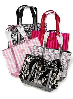 Victoria Secret Tote Bag! Great for school!! Only $25!!