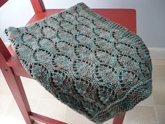 Ravelry: Baby Chalice Blanket pattern by Karen S. Lauger