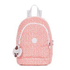 3ef9c6bc0 Yaretzi Small Backpack - Poppy Spray Estudo, Mochila Kipling, Sacola Kipling,  Pequena Mochila