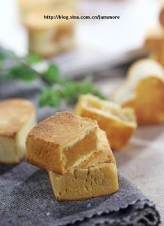 Taiwanese Pineapple Cakes (recipe in Chinese)