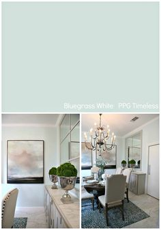 Bluegr White From Ppg Timeless Beautiful Blue Gray Green Ad Paint