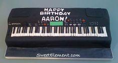 Gâteau pour pianiste