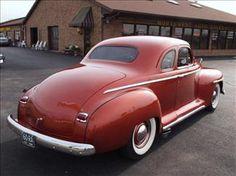 47 Plymouth Special Deluxe   1947 Plymouth Special Deluxe 3-Seater Street-Rod   North Canton, Ohio ...