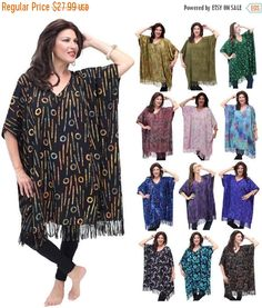 20% OFF CELEBRATE SALE T141 Poncho Shirt by LotusTradersClothing