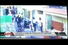 Linchan Oficial Del Ejército Dominicano «Al Rojo Vivo»