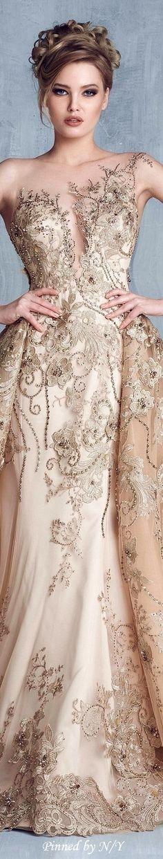 Tony Chaaya Couture S/S 2016