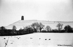 B&W Photography, Glastonbury, Film
