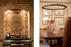 30 Best Brick Back Splash Ideas Images Kitchen Design