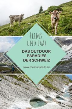 With the towns of Flims & Falera, Laax is the outdoor paradise of Switzerland in summer too. Tips on hiking, cycling and the bathing lakes of the Grisons mountains. Reisen In Europa, Mountain Hiking, Outdoor Travel, Wonderful Places, Travel Destinations, Road Trip, Paradise, Bike, Adventure