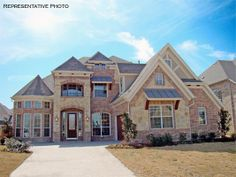 Grand Lantana Plan in Trails of Glenwood, Plano TX by Grand Homes - Trulia