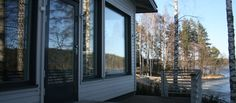 Huvila Takila B (Padasjoki). Villa, Windows, Design, Italia, Fork, Villas, Ramen, Window