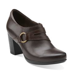 875939d6bab Promise Katy in Brown - Womens Shoes from Clarks (7 13- 90.00)