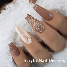 35 + 2019 Hot Fashion Sarg Nagel Trend Ideen 20 Trendy Coffin Nail Art Designs Get more photo , Marble Nail Designs, Long Nail Designs, Acrylic Nail Designs, Nail Art Designs, Nails Design, Marble Acrylic Nails, Fall Acrylic Nails, Coffin Acrylics, Acrylic Art