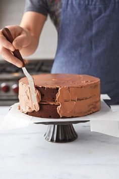 The one cake everyone should know how to make