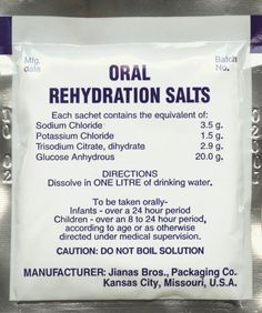 oral rehydration salts ors - HD892×1068