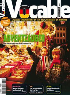 Vocable Allemand n°645 du 29/11/12 - Spécial Marchés de Noël