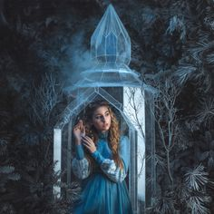 Wix Pro Gallery New York Photographers, Surrealism, Fairy Tales, Fantasy, Fine Art, Gallery, Photography, Beauty, Blue