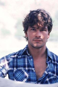 Patrick Swayze ❤ had a huge crush as a little girl!