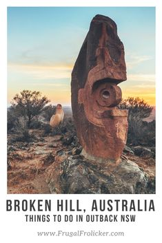 From quirky historic buildings to hipster cafes to nature, here are my picks for the best things to do in Broken Hill, Australia. Travel Guides, Travel Tips, Places To Travel, Travel Destinations, Stuff To Do, Things To Do, Australia Travel Guide, Australia Beach, New Zealand Travel
