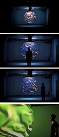 Digital art and design studio onformative, have created ANIMA iki, an immersive experience of light and sound.