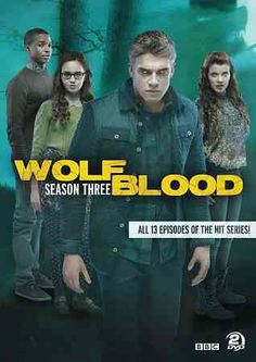 This release features all 13 episodes of WOLFBLOOD: SERIES 3.
