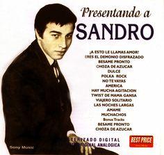 Presentando a Sandro 1963 - Amo a Sandro Beatles, Album, Memes, Movie Posters, Gull, Musica, Naturaleza, Film Poster, Popcorn Posters