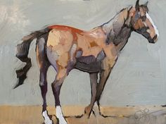 """Horse Sketch"" - Originals - All Artwork - Peggy Judy Horse Oil Painting, Watercolor Horse, Watercolor Animals, Horse Sketch, Photo Animaliere, Horse Artwork, Horse Drawings, Gaucho, Equine Art"