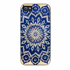 okshirahm sky mandala iPhone 5/5s Case
