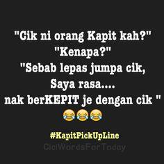 Kapit pick up lines