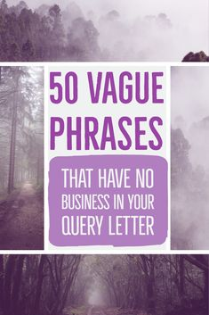 50 Vague Phrases that have No Business in your Query - The Manuscript Shredder Writing Memes, Writing Advice, Writing Services, Writing Prompts, Writing Ideas, Creative Writing, Work On Writing, Writing Words, Writing A Book