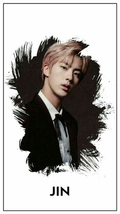 His full name is Kim Seok Jin. He's going to be 25 this year on of December. He's the eldest among the members of BTS. Bts Jin, Bts Bangtan Boy, Jhope, Taehyung, Seokjin, Foto Bts, Btob, Suho, Lockscreen Bts