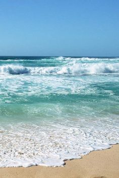 sand of beach Sea / Ocean / Beach Sea And Ocean, Ocean Beach, Beautiful Ocean, Beautiful Beaches, Ocean Pictures, Surfing Pictures, Ocean Wallpaper, Nature Beach, Ocean Photography