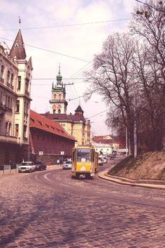 Lovely Lviv, Ukraine.