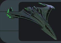 Star Trek Fleet, Star Trek Ships, Spaceship Art, Spaceship Design, The Stars My Destination, Monster Energy Girls, Star Trek Online, Alien Ship, Starship Concept