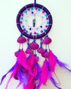 Contact us for more details ~ +91 909 659 5656  Dreamcatchers in India by Mystic - Crafts & Accessories.  Artist ~ Anusha Bhadauria