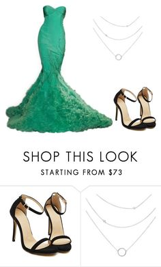 """""""Untitled #615"""" by sarcastic-cat ❤ liked on Polyvore featuring Georges Hobeika"""