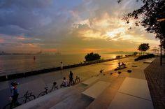 Promenada w Singapurze - Archemon - Architektura, Design, InspiracjeArchemon – Architektura, Design, Inspiracje |