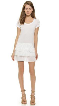 Otto d'ame Cinque Tee Shirt Dress