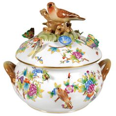 Tureen with lid I've never seen before