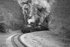 Shay (not Heisler) Locomotive by Jerry Woodruff