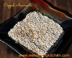 Welcoming Kitchen is your source for vegan, gluten-free and allergen-free recipes.