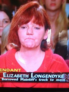 Ugly People of Judge Judy, No comment.
