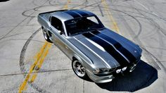 mustang shelby gt 500 1967