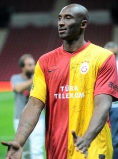 Kobe Bryant Galatasaray forması giydi