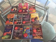 11 Books Sookie Stackhouse True Blood Series Charlaine Harris Paperback Hardback