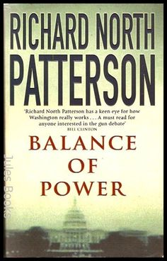 Richard North Patterson is an excellent   writer.
