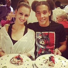 Axel Witsel Familie