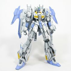 Custom Build: HGBF 1/144 Lightning Z Gundam - Gundam Kits Collection News and Reviews